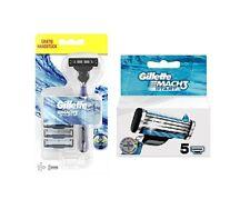 Gillette Mach3 Start / 10x Rasierklingen + gratis Handstück OVP&NEU