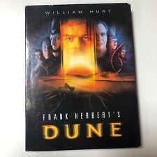 DVD FRANK HERBERT'S - DUNE - WILLIAM HURT COFFRET (2 DVD)