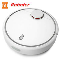 Original Xiaomi Mi Robotic Vacuum Cleaner Sweeping Robot LDS SLAM 1800Pa Mi APP