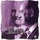 Nikolaus Harnoncourt - Bruckner : Symphony No 3, 4, 7 & And 8 (NEW 4CD)