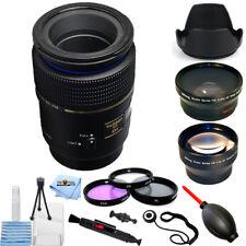 Tamron SP 90mm f/2.8 Di Macro Autofocus Lens for Canon EOS PRO BUNDLE NEW