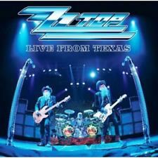 Zz Top - Live From Texas NEW LP