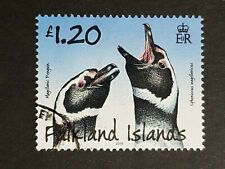 Falkland Islands: Penguins, Predators and Prey 4th series; £1.20 value fine used