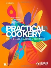 Practical Cookery for the Level 3 NVQ and VRQ Diploma: Whiteboard eTextbook NOUV