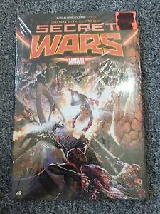 Secret Wars Hardcover 2015 Marvel Graphic Novel BRAND NEW SEALED Hickman #1-9