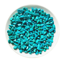 Turquoise Ore Crushed Gravel Stone Chunk Lots Degaussing Cheaply fengshui