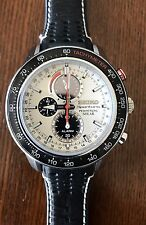 Seiko Men's Sportura Chronograph Watch. Solar powered