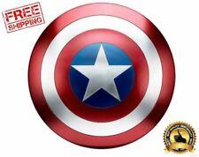 Marvel Avengers Captain America Shield Steve Rogers Cosplay Endgame Metal New