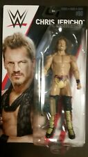 Chris Jericho Y2J WWE Series 80 Action Figure w Chase Money In The Bank Suitcase