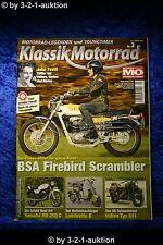 Klassik Motorrad 3/12 BSA Firebird Scrambler Indian 841 Yamaha RD 400