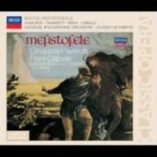 NEW Boito: Mefistofele (2 CD) (Audio CD)