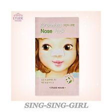 ETUDE HOUSE Greentea Nose Pack 5 pcs sing-sing-girl