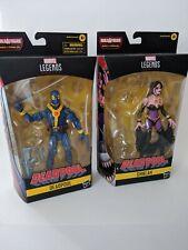 Marvel Legends Series Deadpool Shiklah NO BAF pieces