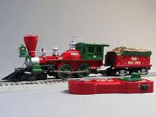 LIONEL DISNEY CHRISTMAS BLUETOOTH RC ENGINE & TENDER LC train land 6-83964 E NEW