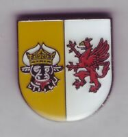 Mecklenburg Vorpommern kleines  Wappen ,Coat of Arms Pin,Badge,Anstecker