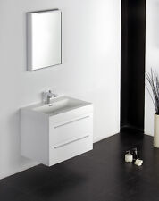 Bernstein Muebles de baño conjunto blanco