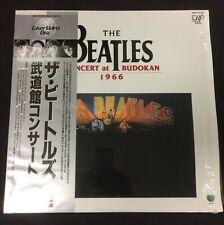 Vintage Laserdisc The Beatles Concert at Budokan 1966 Japan w/obi VPLR-70236 NM
