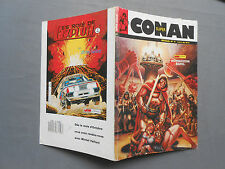 ► SUPER CONAN N°37 - LE NOIR DEMON DE RABA THAN ( Suite ) - 1988