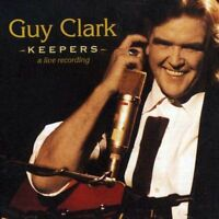 Guy Clark - Keepers [New CD]