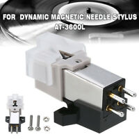 Dynamic Magnetic Needle Plastic Stylus For AT-3600L Audio Technica Record Player