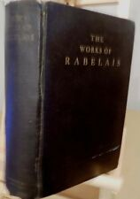 c1920 DORE ILLUSTRATED Works of Rabelais - W H AUDEN Copy Signed by Auden