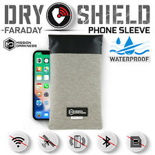 Mission Darkness Dry Shield Faraday Phone Sleeve (Magnetic Closure)