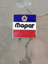 MOPAR CHRYSLER DODGE VALIANT LAPEL BADGE