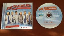 """CD Die Paldauer """"Ich will... """"  - * neuwertig * 2000"""