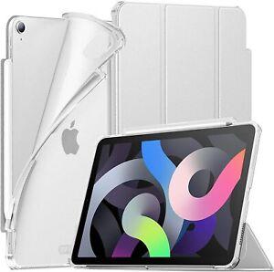 """INFILAND Coque pour iPad Air 4 10.9"""" 2020,étui de Protection en TPU translucide"""