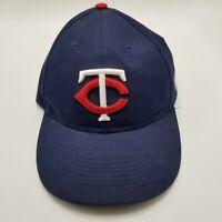 Minnesota Twins OC Sports Hat Cap Blue Adult Used Strapback Collectible Team MLB