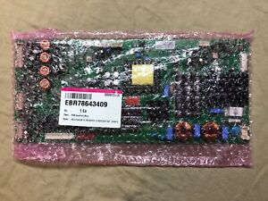 LG EBR786434 REFRIGERATOR PCB ASSEMBLY, MAIN CONTROL BOARD, NEW (opened)