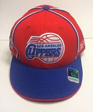 NBA Los Angeles Clippers Reebok Cap Hat Fitted 6 3/4 100% Wool Youth NWT