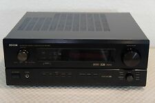 DENON AVR 3300 5.1 CHANNEL 140 WATT RECEIVER - FOR PARTS OR NOT WORKING