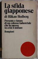 LA SFIDA GIAPPONESE HAKAN HEDBERG GIAPPONE JAPAN 1971