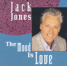 The Mood Is Love by Jack Jones - NEW + SEALED (CD, Mar-1993, Quicksilver)