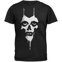 Misfits - Lukic Fiend Skull Adult Mens T-Shirt