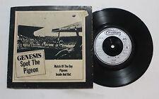 GENESIS Spot The Pigeon 45 Charisma Rec GEN-001 US 1977 VG+