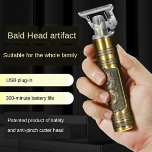 Hair clipper T9 small fader usb rechargeable gradient carving electric clippers