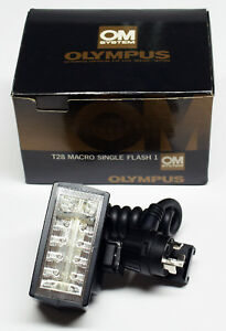 OLYMPUS OM-System T28 Makro-Einzelblitz