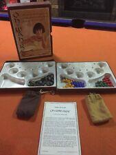 Oh Wah Ree 4 Player Mancala Game 1962 Vintage Minnesota Mining Manufacturing