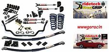 1967-1970 Ford Mustang StreetGrip System by Ridetech,Mach 1,Shocks,Sway Bars..