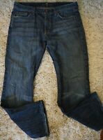 7 FOR ALL MANKIND Boot Cut Medium Wash Jeans 36