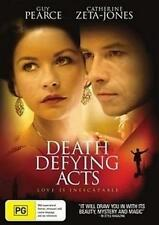 DEATH DEFYING ACTS: Guy Pearce: DVD
