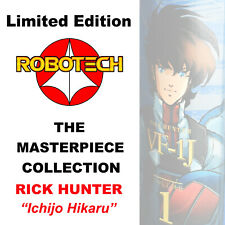Robotech Macross Limited Edition Masterpiece VF-1J Rick Hunter Ichijo Hikaru