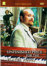 UNFINISHED PIECE FOR THE PLAYER PIANO MIKHALKOV DVD NTSC