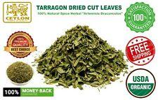 Tarragon Dried Cut Leaves Estragon Spice Herb Artemisia Dracunculus FREE SHIPING