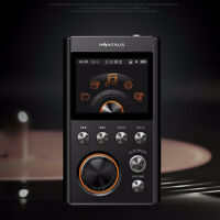 16GB MP3 Player X10 DSD64 Hi-Fi Audio Lossless DAC WM8965 24Bit/192Khz