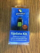 Geomate Jr. Geocaching GPS Update Kit, - NEW and factory SEALED