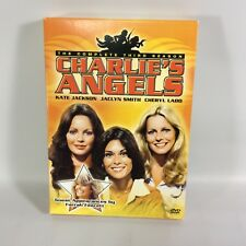 Charlies Angels The Complete Third Season DVD 2006 6-Disc Set TV Show 1978-79