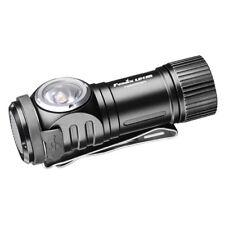 Fenix LD15RXPBK Black LED w/ 90 Degree Head Rechargeable Flashlight Light